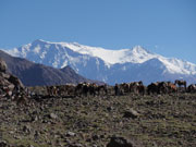 Andes Crossing - June 2012