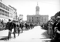 History of Columbia Mule Days - Feb 2015